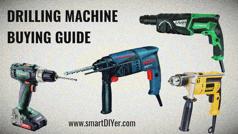 Which Drilling Machine To Buy?