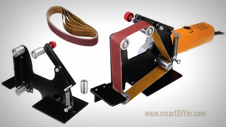 Angle Grinder Belt Sander Accessories of Sanding Machine Grinding Polishing Machine