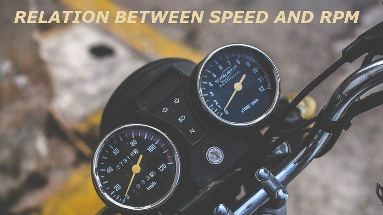 Find RPM for Motorcycle Speed