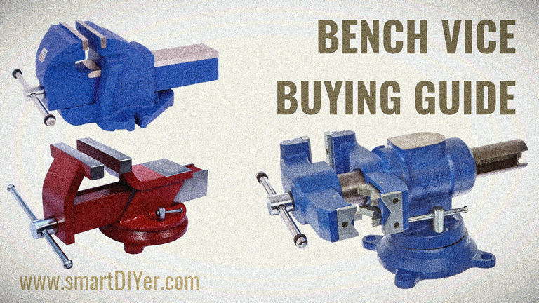 Bench Vice Buying Guide