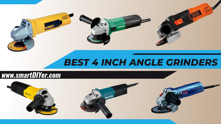 Best 4 inch Angle Grinders in India