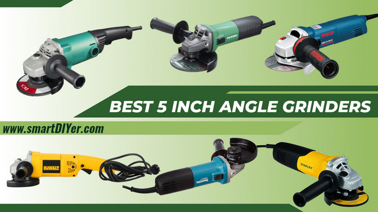 Best 5 inch Angle Grinders in India