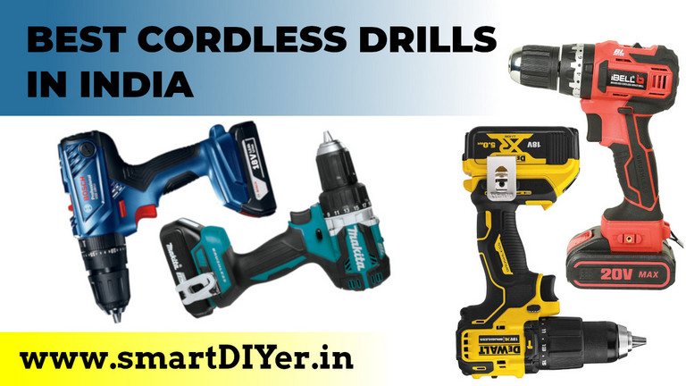 Best Cordless Drills in India