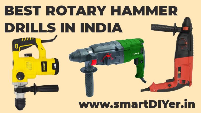 Best Hammer Drills in India