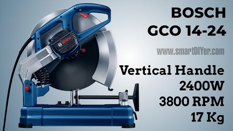 Bosch GCO 14-24 Professional Metal Cut-off Saw (ChopSaw) 2400 watts