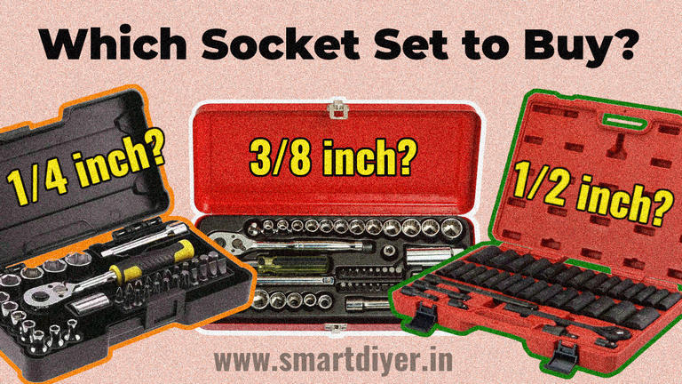 Socket Set Buying Guide
