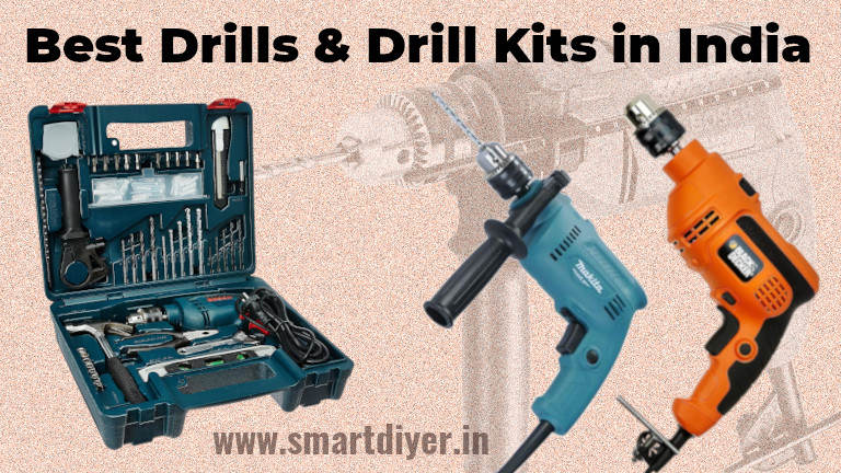 best diy drill kits in india