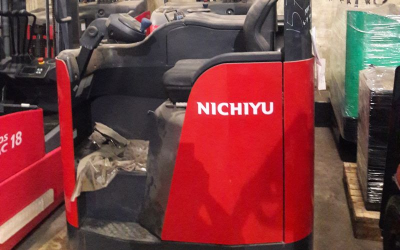 Reach Truck Nichiyu