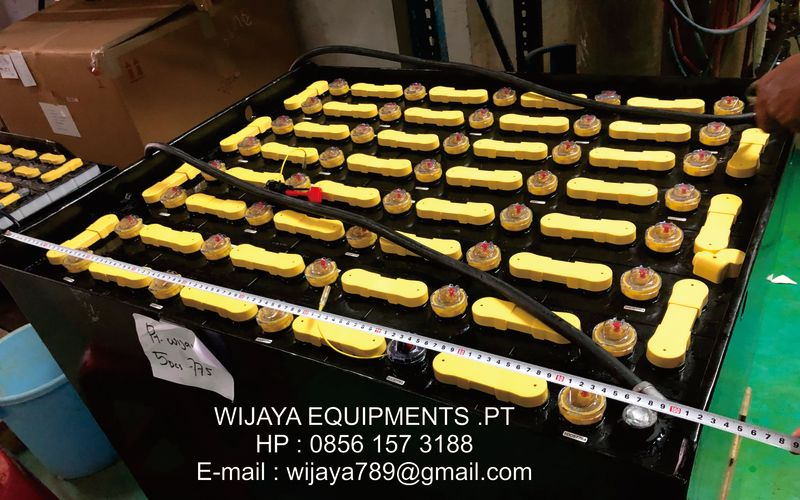 Yuasa Traction Battery High Performance