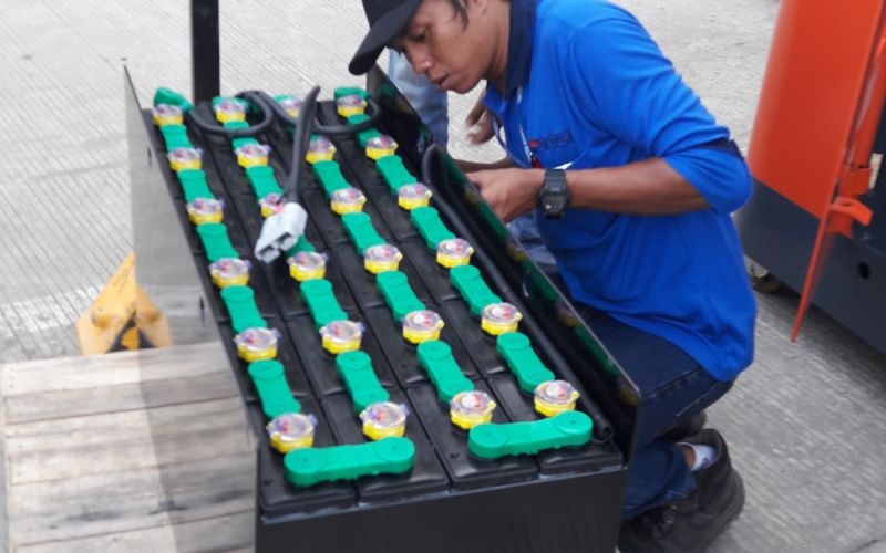 Hitachi Battery Indonesia 2018