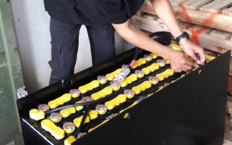 Jual Battery Forklift Sumitomo