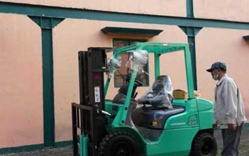 Jual Mitsubishi Forklift Murah
