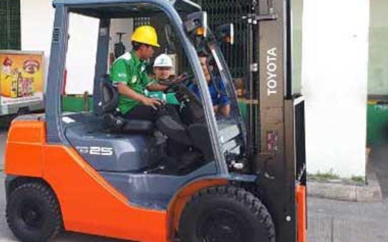 Jual Toyota Forklift Murah