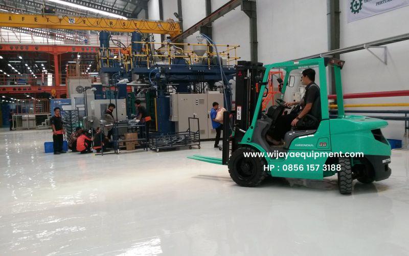 Mitsubishi Forklift Semarang
