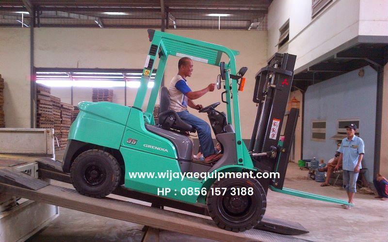 Mitsubishi Forklift Indonesia