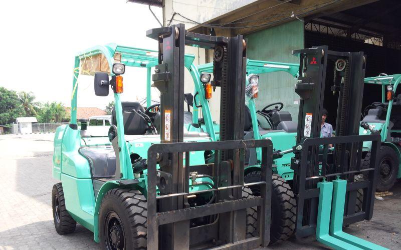 Mitsubishi Forklift Surabaya