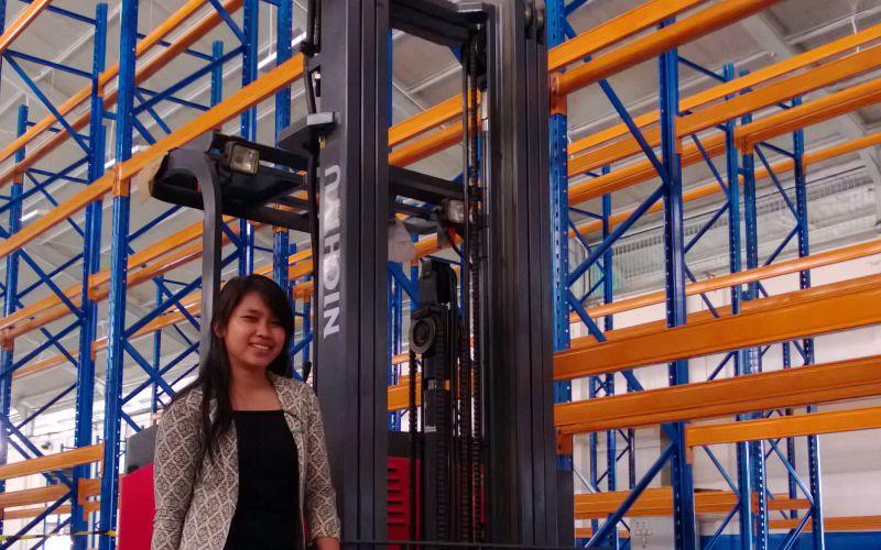 Nichiyu Forklift ready to support KSL Logistics 2018