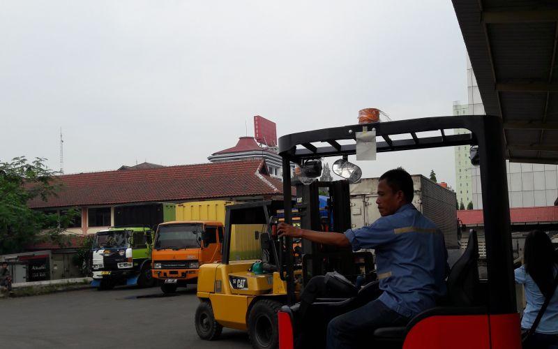 Nichiyu Forklift Jakarta