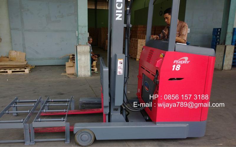 Sekilas Info Nichiyu Forklift