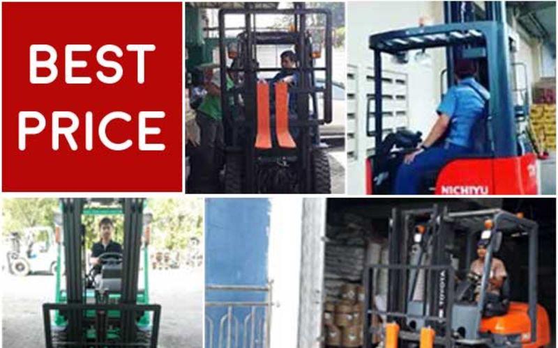Sewa Forklift Harga Bulanan