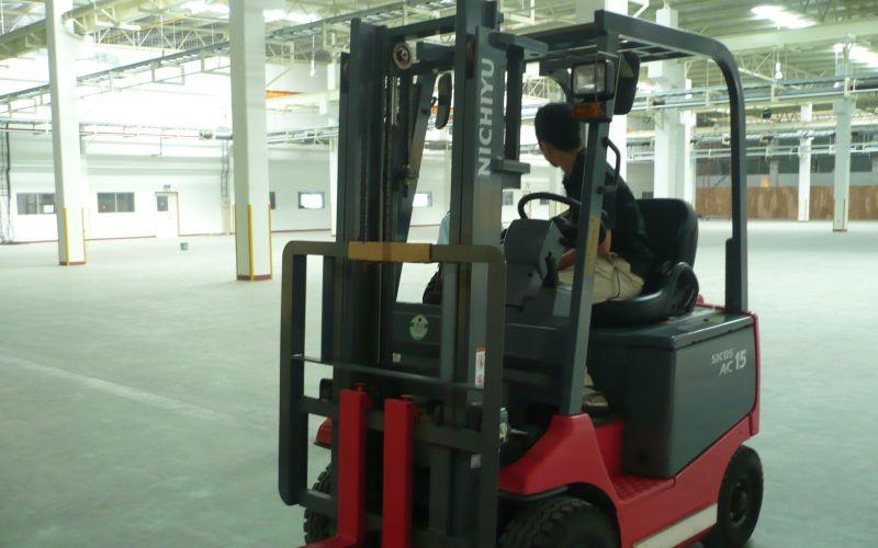Jual Forklift Murah