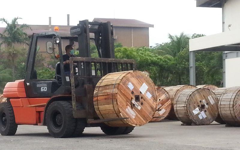 Harga Forklift 5 Ton