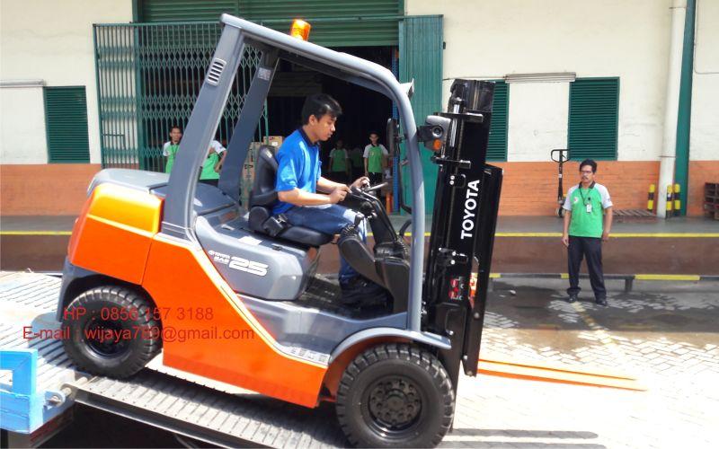 Toyota Forklift Diesel Baru Harga Murah