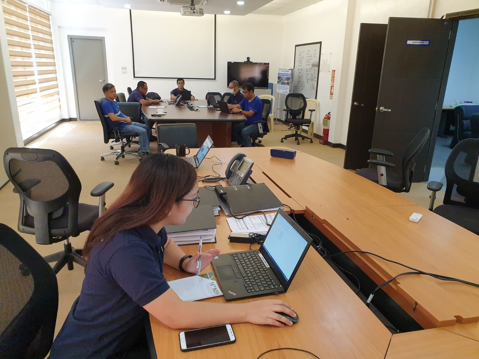 Virtual audit in the time of COVID: SNAP-Benguet hydros maintain world-class standards