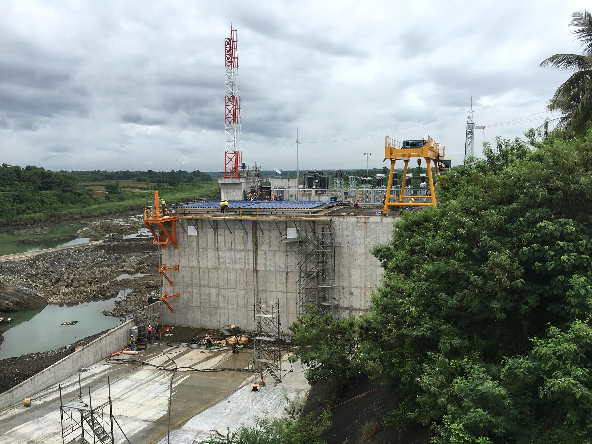 SNAP Completes Commissioning of First Greenfield Hydro Plant