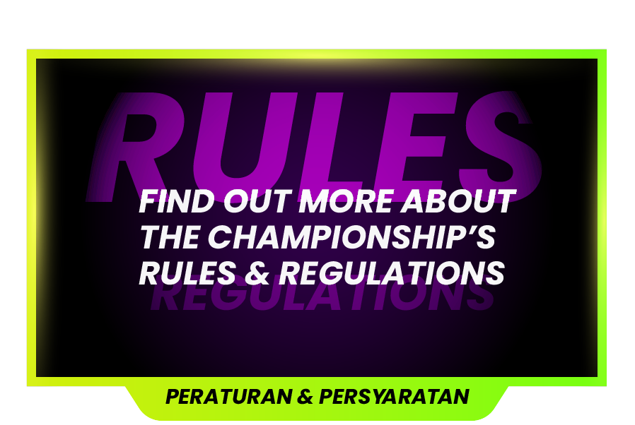 Events Rules & Regulation