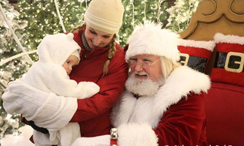 Where to See Santa in Chicago Image