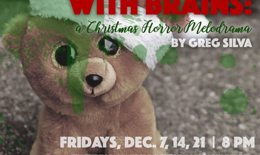 Deck The Halls with Brains: A Christmas Horror Melodrama Image