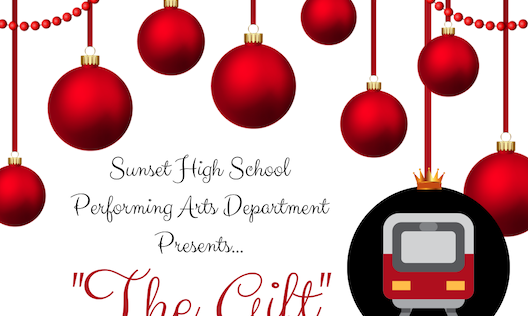 Sunset High School Presents: The Gift Image