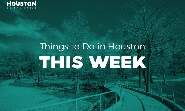 Things to do in Houston This Week (December 10-16): Free and Cheap Events Image