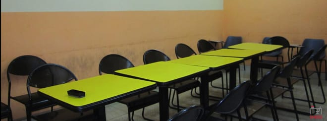 12 seaters Training Room Bangalore RT Nagar quickstep-training-centre