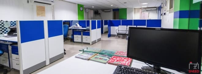 25 seaters Open Desk Bangalore Jayanagar office-in-jayanagar