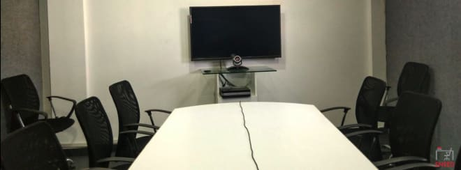8 seaters Meeting Room Bangalore Marathahalli hummilley