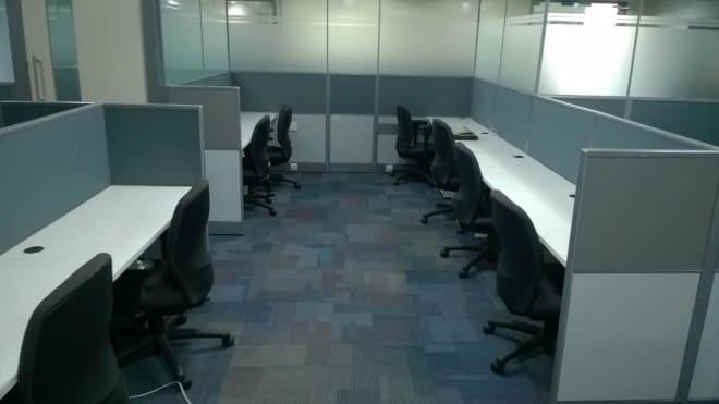 20 seaters Open Desk Bangalore Koramangala novel-office-koramangala
