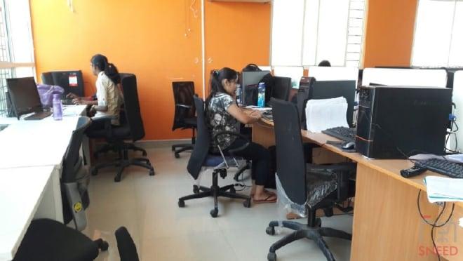 Open Desk Bangalore Koramangala shared-workspace