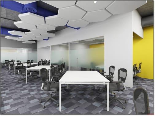 100 seaters Open Desk Mumbai Kurla ikeva-mumbai