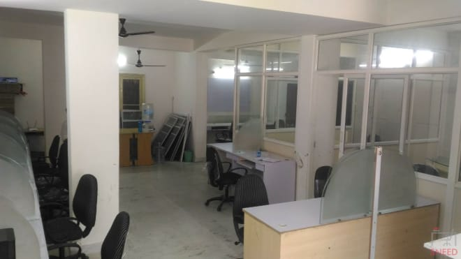 50 seaters Open Desk Hyderabad Begumpet hatchstation