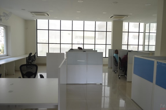 46 seaters Open Desk Hyderabad Begumpet technals-coworking