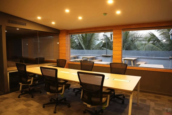 Meeting Room Bangalore Koramangala innov8-koramangala