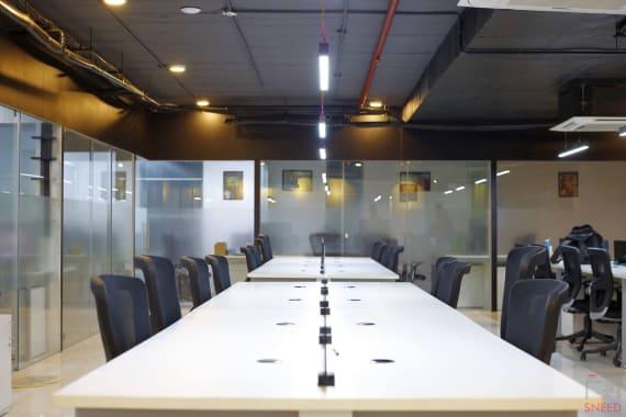 9 seaters Training Room Hyderabad  clowork-newmark