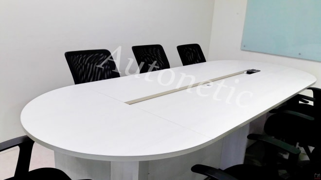 8 seaters Meeting Room Hyderabad Hitech City autonetic-spaces
