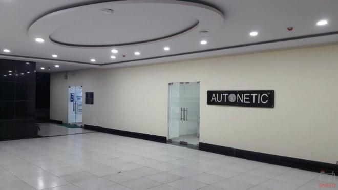 General Hyderabad Hitech City autonetic-spaces