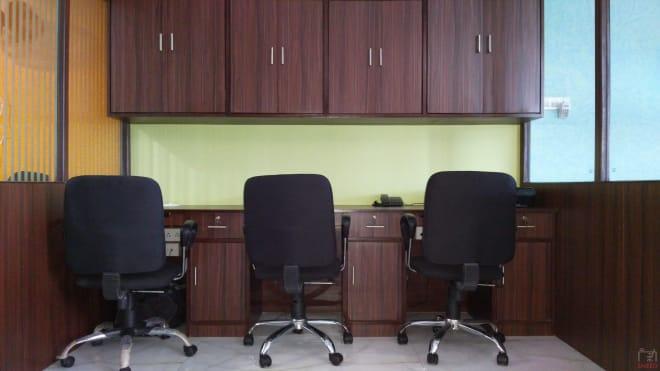 12 seaters Open Desk Kolkata East Kolkata cokarya-kasba-space