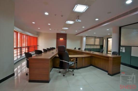 20 seaters Training Room Bangalore Domlur ginserv