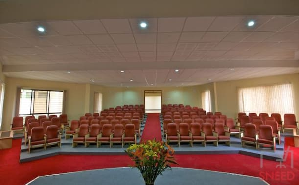 120 seaters Event Space Bangalore Domlur ginserv
