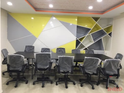 8 seaters Meeting Room Chandigarh Sector 8C triam-centre